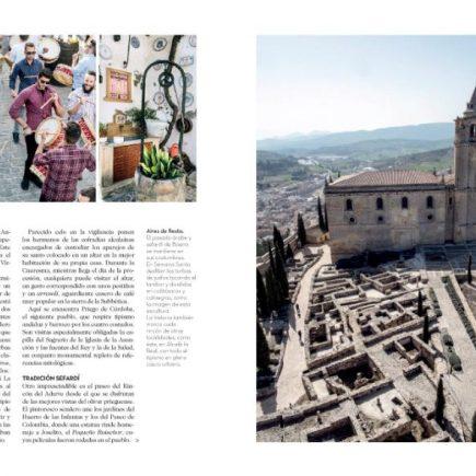 Caminos de Pasión en Revista de Viajes