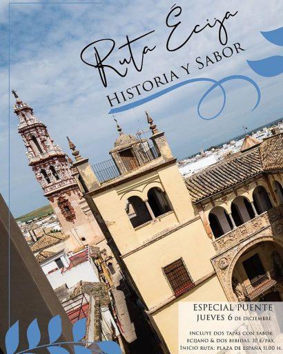 Ruta Écija Historia y Sabor