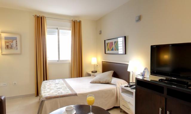 Apartamentos turísticos San Pablo, 3 llaves