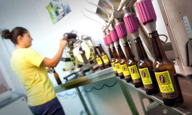 Bières artisanales «Tierra de Frontera»