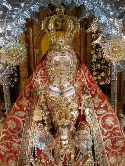 Subida de María Santísima de la Sierra