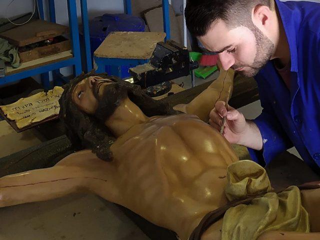Taller de escultura e imaginería Jesús Richarte