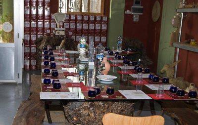 Aceites Vizcántar (olive oils)
