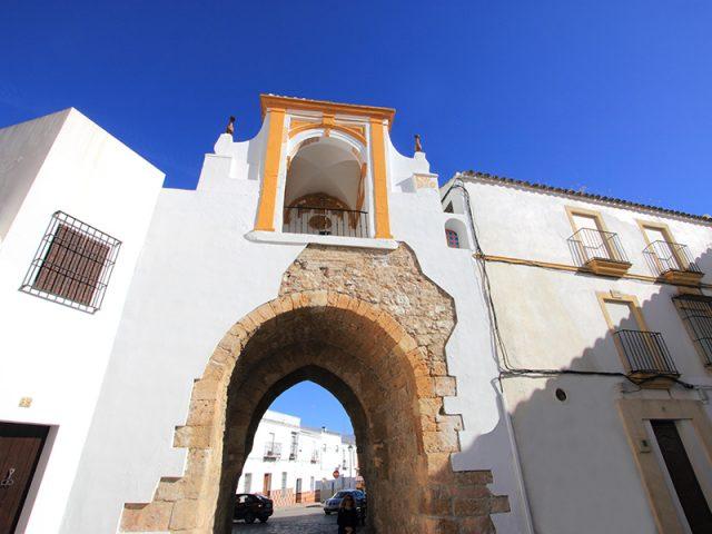 Arco de la Villa Arch