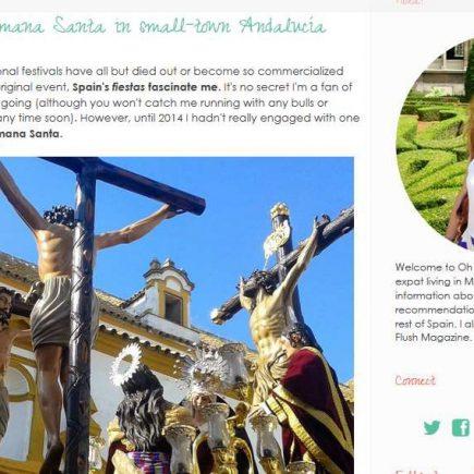 Caminos de Pasión en Blog Oh Hello Spain