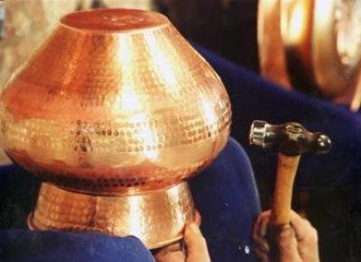 Fonderie de bronze «Orfebrería Angulo Bonces»