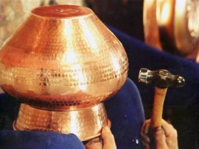 """Fonderie de bronze """"Orfebrería Angulo Bonces"""""""