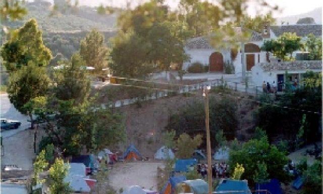 Camping Cortijo Los Villares