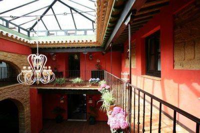 Hotel Rural La Casona de Calderón ***