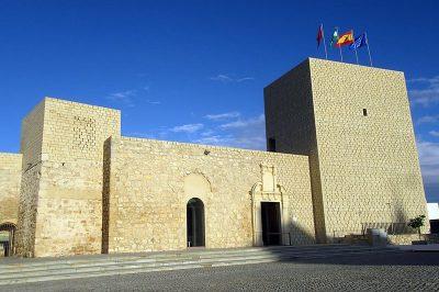 Le château de Baena