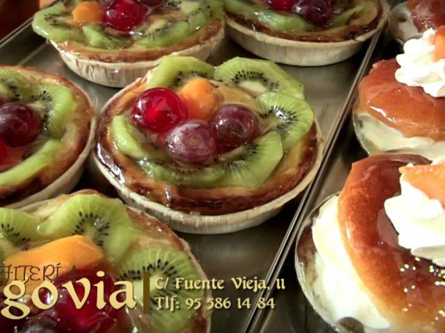 Pastelería Cafetería Segovia