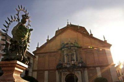 Iglesia de San Martín y Convento de Madres Agustinas