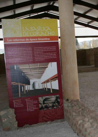 Basilique paléochrétienne de Coracho