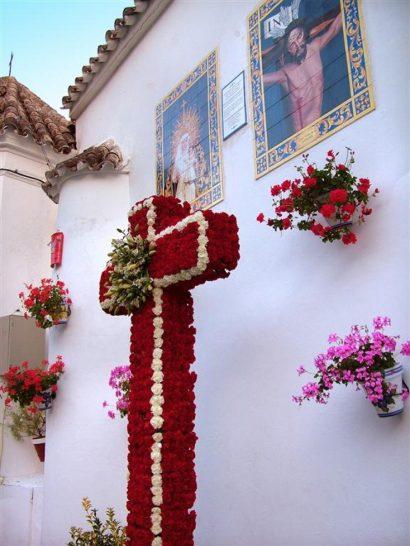 Día de la Cruz, Cabra