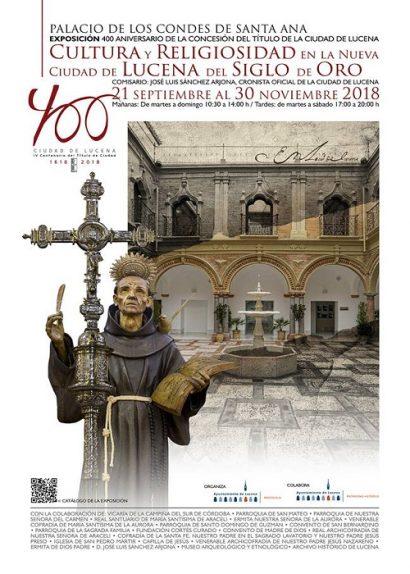Exposición «Cultura y Religiosidad en la nueva ciudad de Lucena del Siglo de Oro»