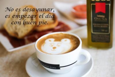 Cafetería – Pastelería, Obrador el Arco