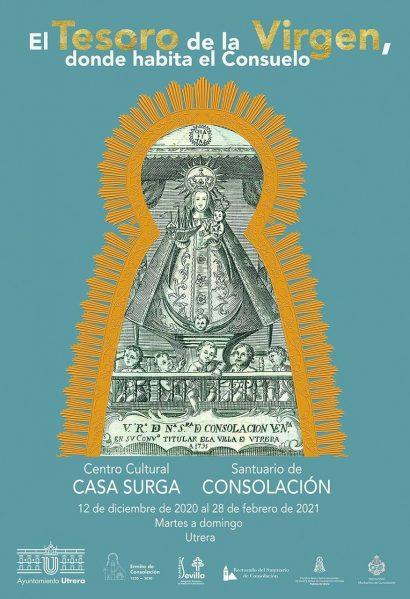 Exposición » El tesoro de la Virgen, donde habita el Consuelo». Utrera