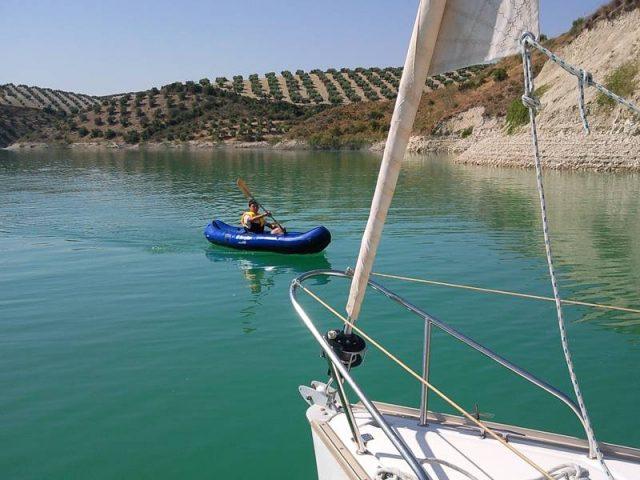 Vadomojón reservoir