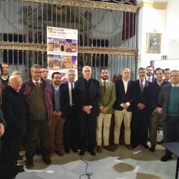 Caminos de Pasión renueva el convenio con las Agrupaciones y Consejos de Hermandades y Cofradías