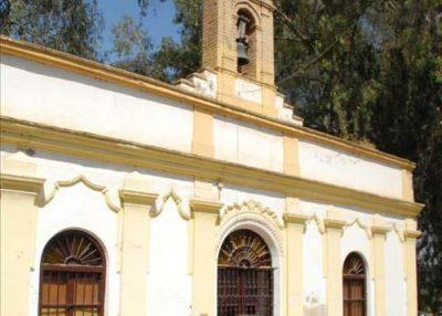Señor del Río chapel
