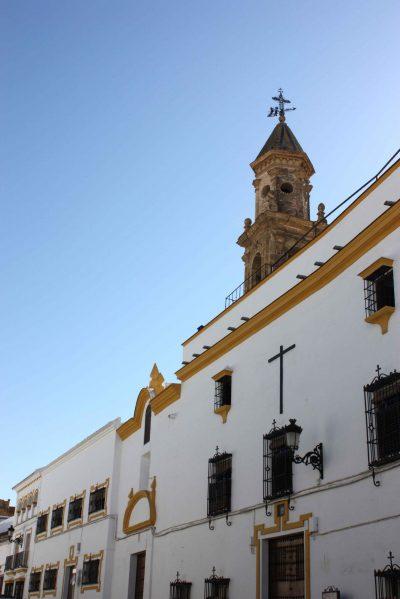 Espíritu Santo convent church