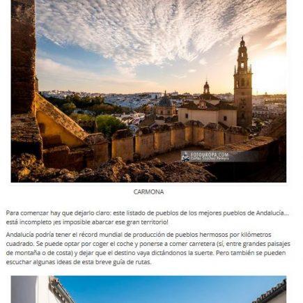 Andalucía: Recorrer sus mejores pueblos. Espíritu viajero