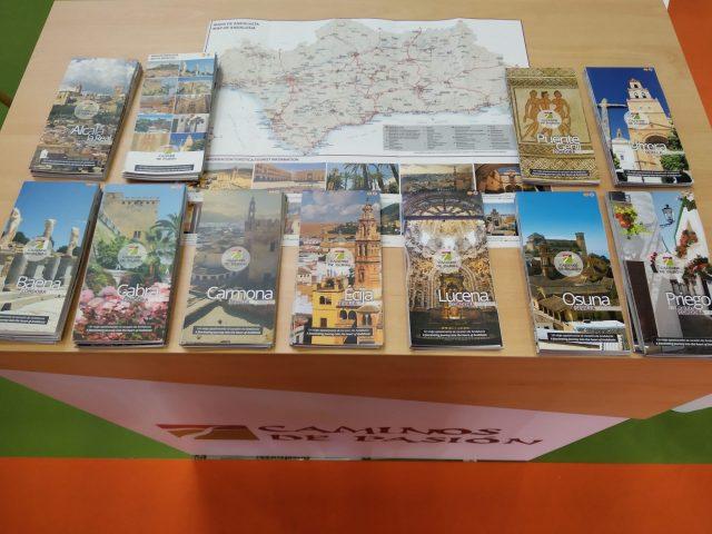 Caminos de Pasión dará a conocer la  oferta turística de los municipios de la ruta  en Expovacaciones