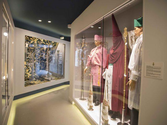 Casa Hermandad Museística de Ntro Padre Jesús de la Columna y Mª Stma de la Paz y Esperanza