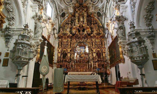 Iglesia de Ntra. Sra. de la Aurora
