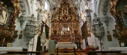 Fiestas de la Virgen de la Aurora, Priego de Córdoba