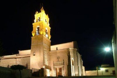 Église de Santa María la Mayor