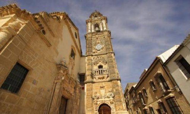 La Merced church and tower