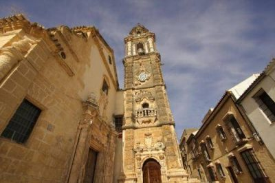 La Merced church and tower