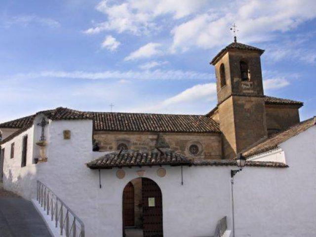 San Juan church and popular religiosity museum