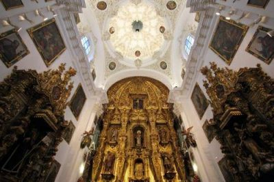 Iglesia de San Juan Bautista y Hospital de San Juan de Dios (church)