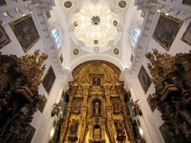 Iglesia de San Juan Bautista und Hospital de San Juan de Dios
