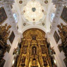 Église de San Juan Bautista et Hospice de San Juan de Dios