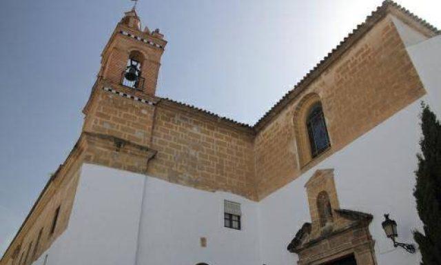 Del Carmen church and convent