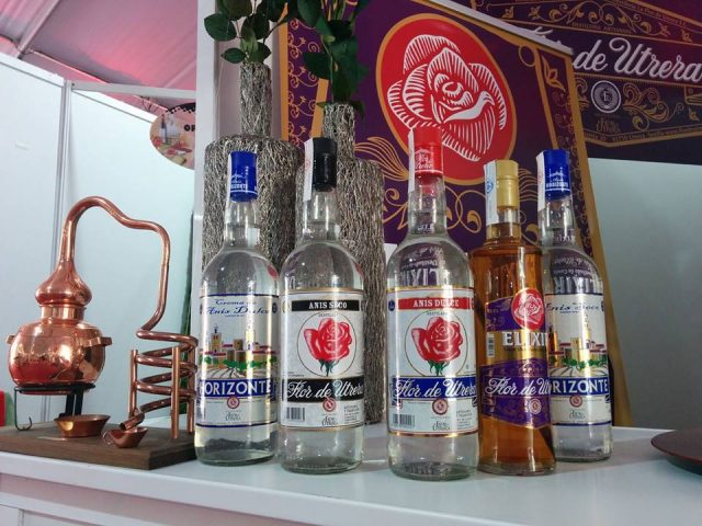 Distillerie la Flor de Utrera