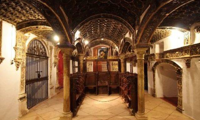 Distinguished collegiate church – Sacred art museum