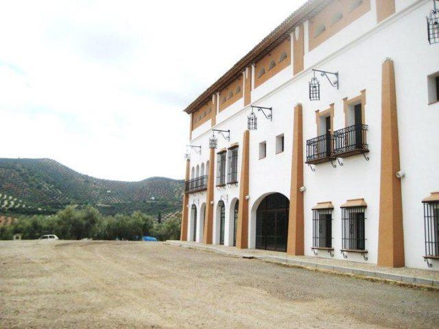 Almazara Manuel Montes Marín