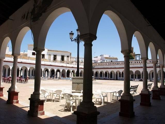 Plaza de Abastos