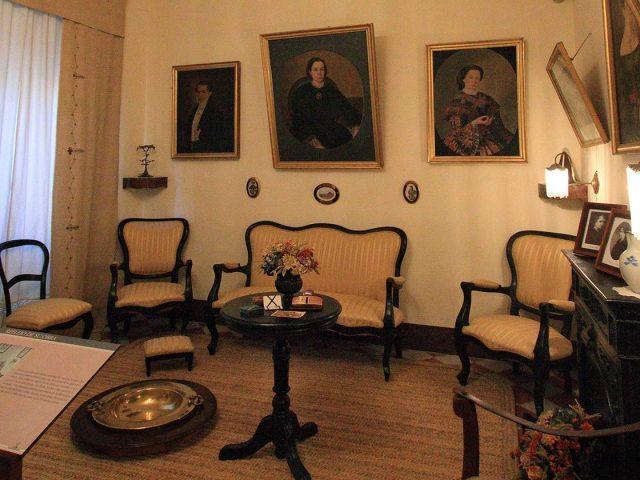 Casa -Museo de D. Adolfo Lozano Sidro y Museo del Paisaje Español Contemporáneo