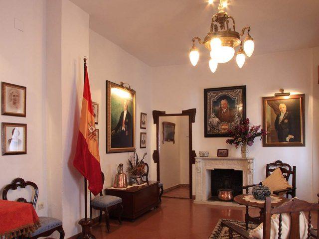 Casa -Museo de D. Adolfo Lozano Sidro und Museo del Paisaje Español Contemporáneo