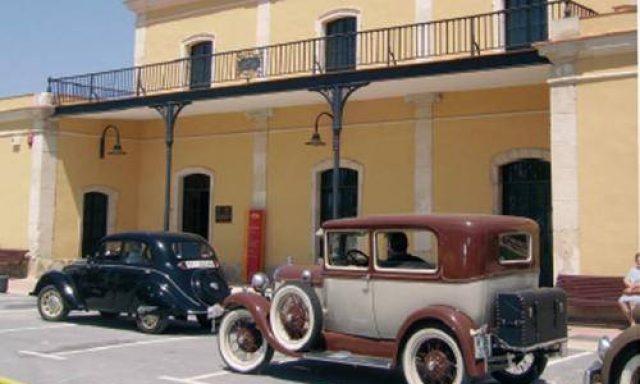 Vintage vehicles Museum