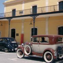 Musée de l'ancienne automobile