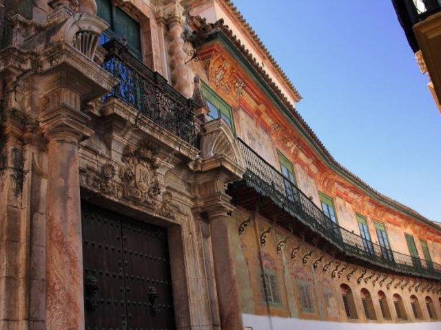 Stadtpalast der Markgrafen von Peñaflor