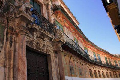 Palais des Marquis de Peñaflor