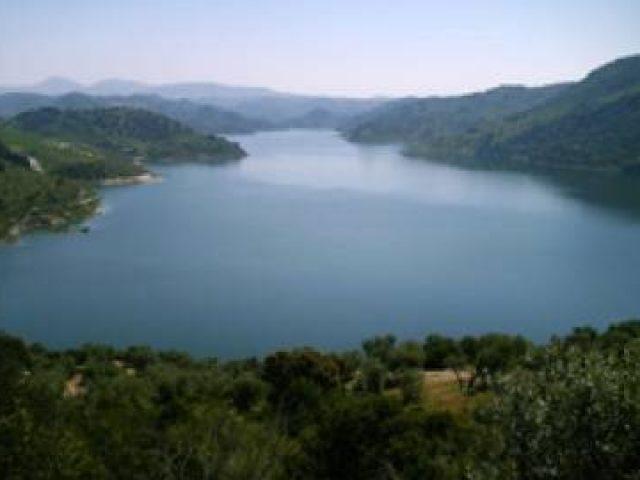 Pantano de río Corbones