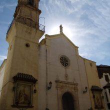 La Purificación parish chapel